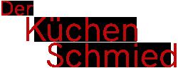 Der KüchenSchmied Logo
